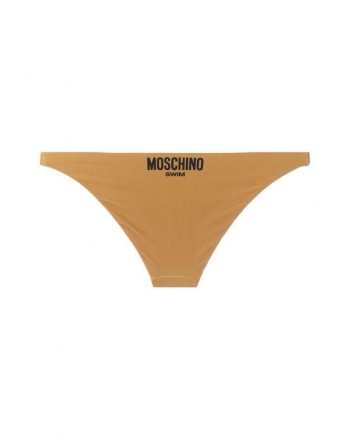 Moschinomare d -  BIKINI MUSTARD WITH TOY PRINT
