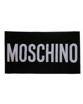 Moschinomare d -  BEACH TOWEL LOGO MOSCHINO