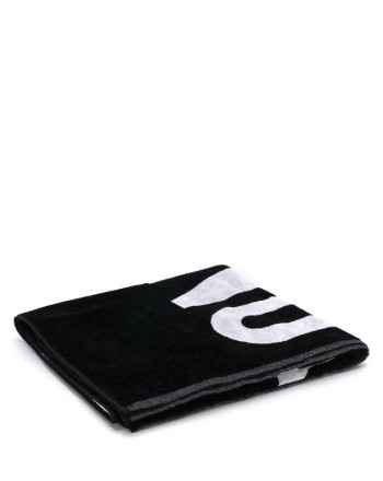 Moschinomare d -  BEACH TOWEL LOGO MOSCHINO