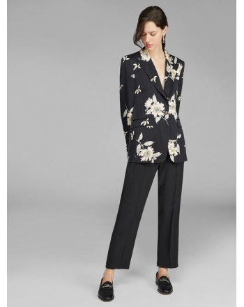ETRO- Acacia Tailored Jacket- Black