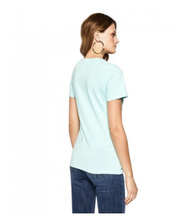 LIU-JO Sport - T-Shirt BASIC in cotone - Belize