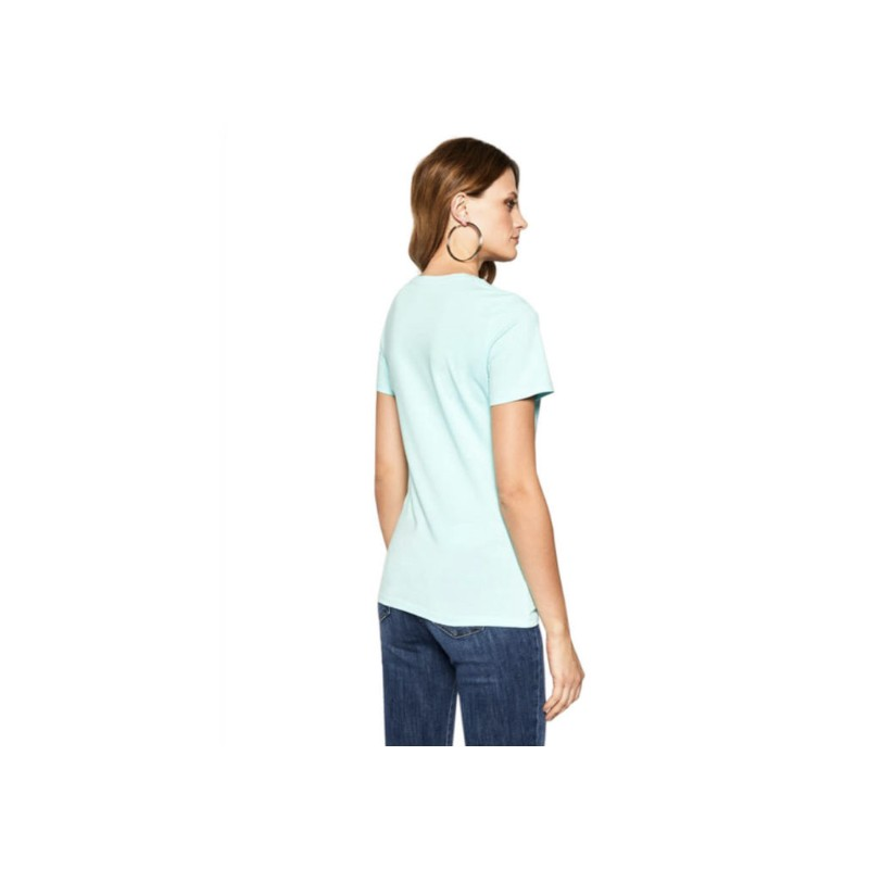 LIU-JO - BASIC Cotton T-Shirt - Belize