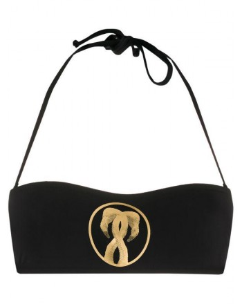 Moschinomare d -  BANDEAU TOP BLACK
