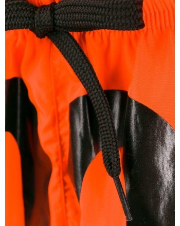 Moschinomare u -  SWIM BOXER WITH RUBBERIZZED LOGO
