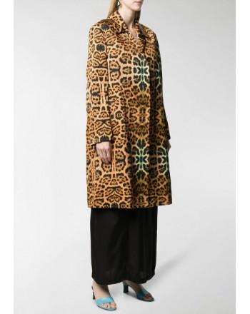 DRIES VAN NOTEN - Soprabito stampa leopardo - Maculato