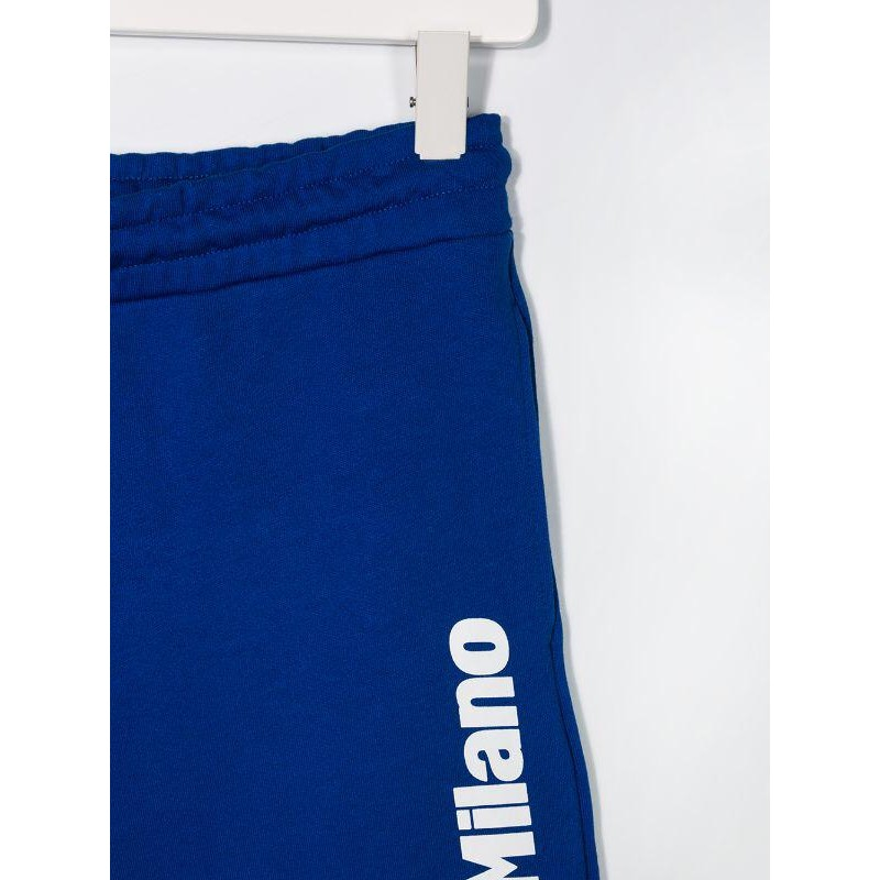 MSGM Baby- MILANO Sporty Trousers - Royal