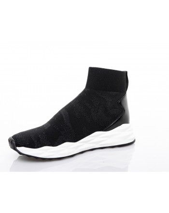 ASH - Sneakers in canvas - Black