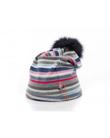 GALLO - Pom Pom Hat - Copy blue
