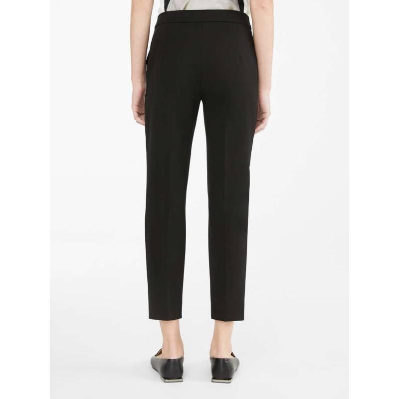 MAX MARA-  PEGNO Jersey Pants - Black