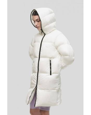 DUVETICA - ARCTURUS down jacket hood - Snow white