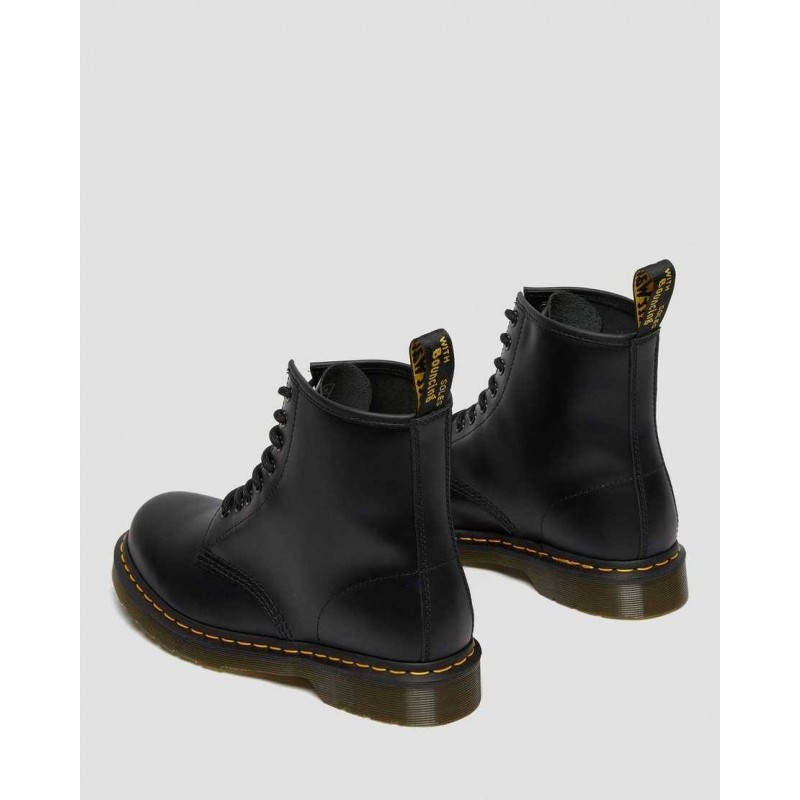 DR. MARTENS - 1460 SMOOTH Boots  - Black