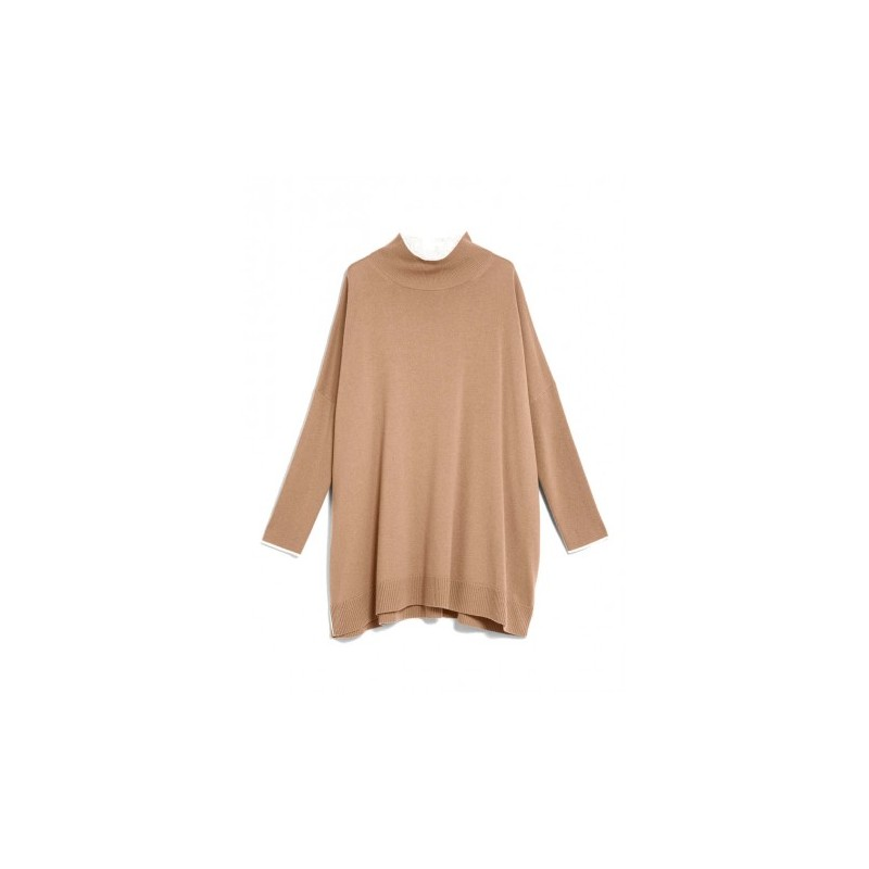 MAX MARA STUDIO - DELIS Over Shirt - CAMEL