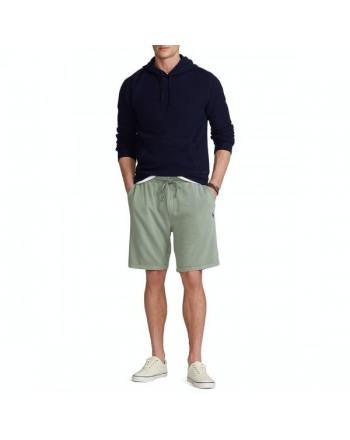 Polo Ralph Lauren - Bermuda Felpa - Verde Militare
