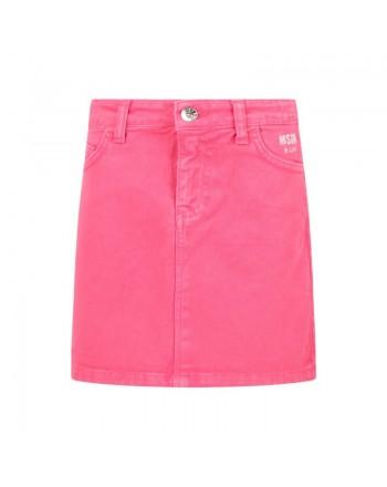 MSGM Baby -  Denim skirt - Pink