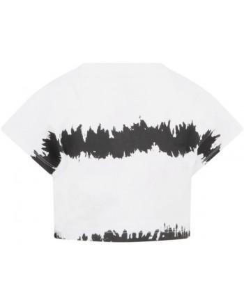 S MAX MARA - SALETTA Cotton T-Shirt - White