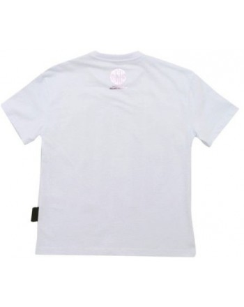GCDS Mini - T-shirt with print - White