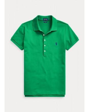 Polo Ralph Lauren - Polo Basic 5 Bottoni - Verde