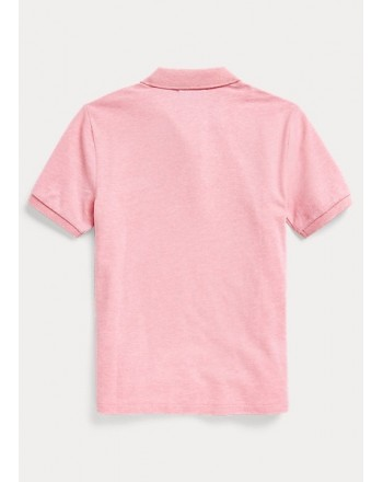 POLO KIDS - Polo Basic - Rosa -