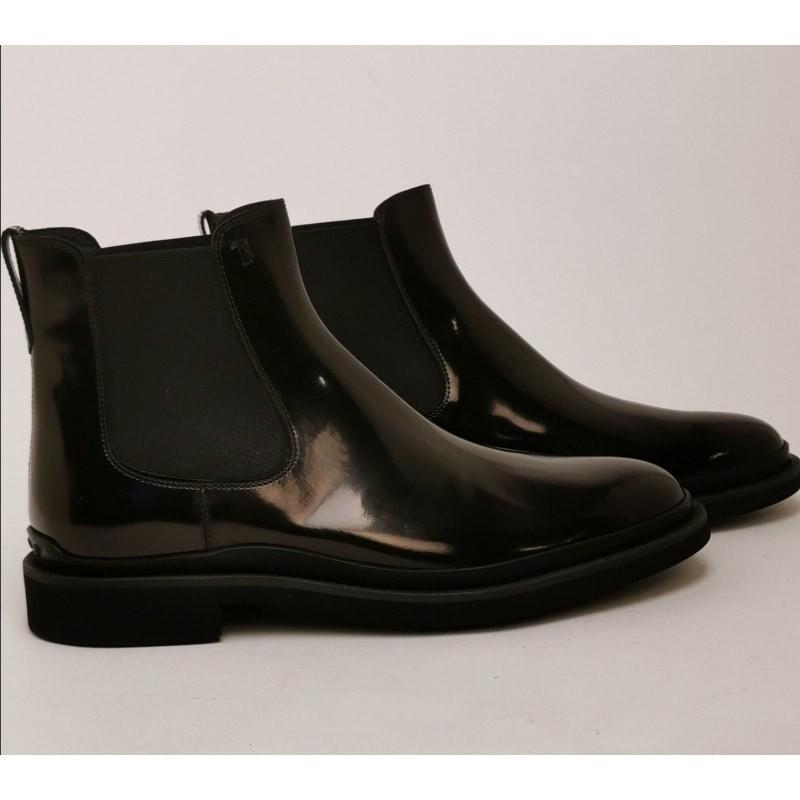 EMPORIO ARMANI - MYEA Small  Shopper Deer printed - White/Leather