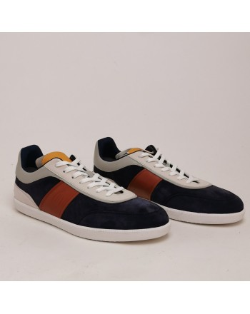TOD'S - Suede Sneakers - Blue