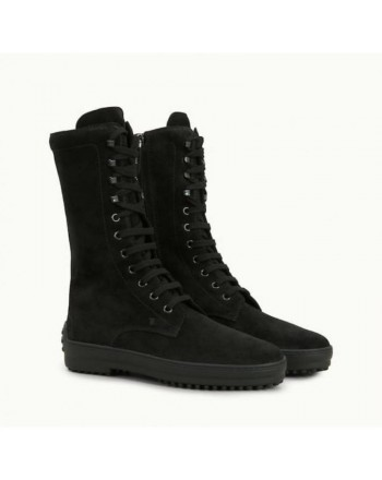 TOD'S - WINTER Boots - BLACK