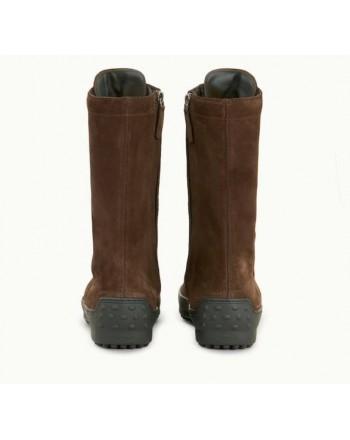 TOD'S - WINTER Boots - Dark Brown