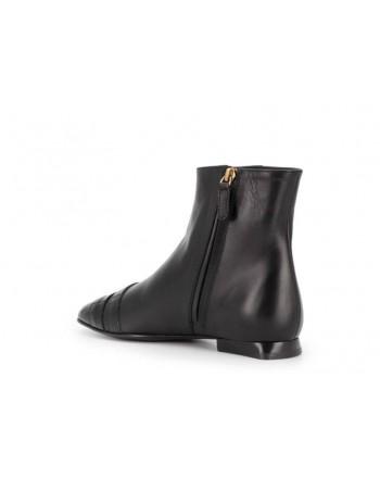 BURBERRY - Sneaker con motivo check - Beige