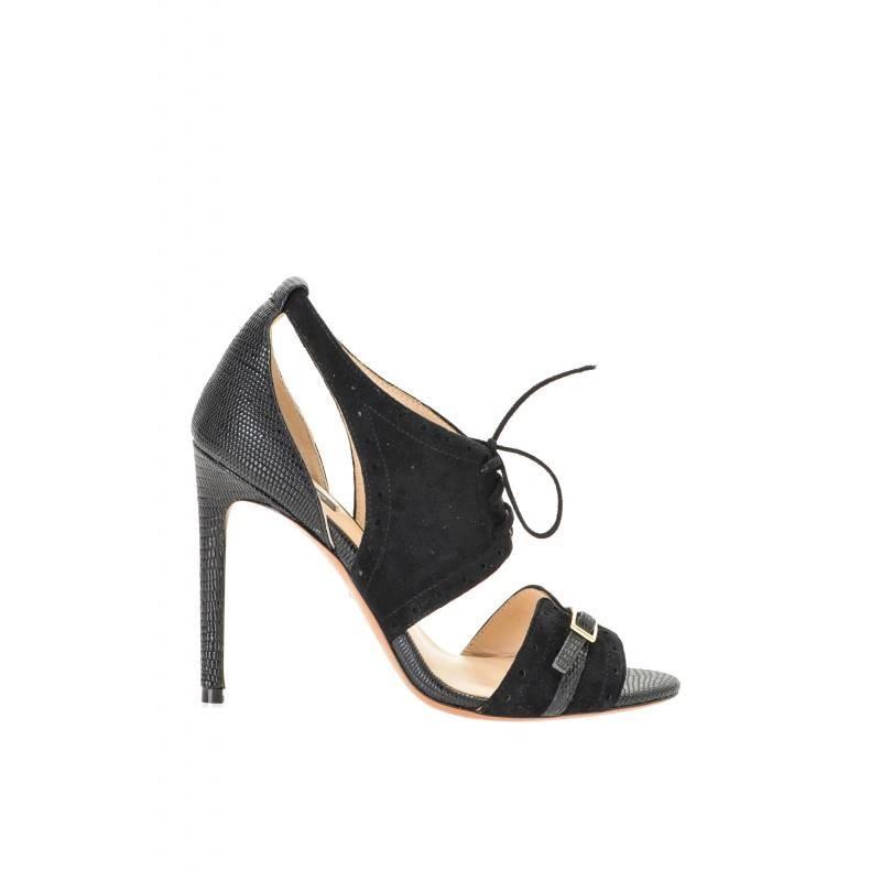 PINKO - FRANCINE Sandal - Black