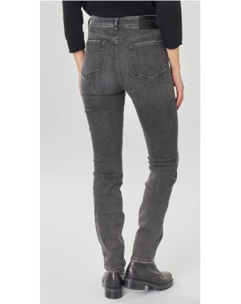 WEEKEND MAX MARA - Jeans 5 Tasche PATTO  - Nero