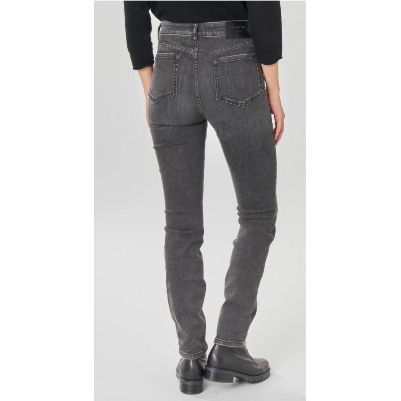 WEEKEND MAX MARA -  5 Pockets Jeans  PATTO - Black
