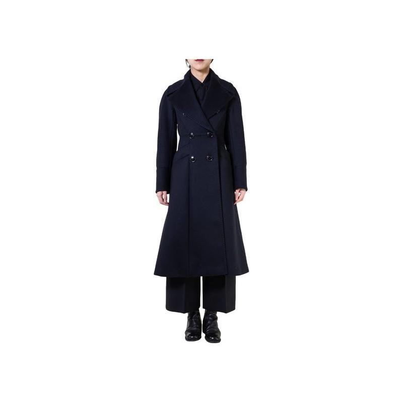 MAX MARA - Cappotto in lana e cachemire Luglio - Blu