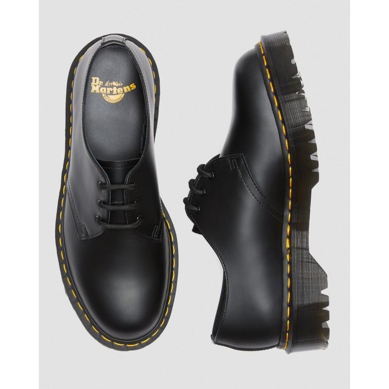 DR. MARTENS - 1461 BEX SMOOTH Shoes  - Black