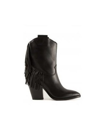 ASH - EMOTION BIS Boot - Mustang Black