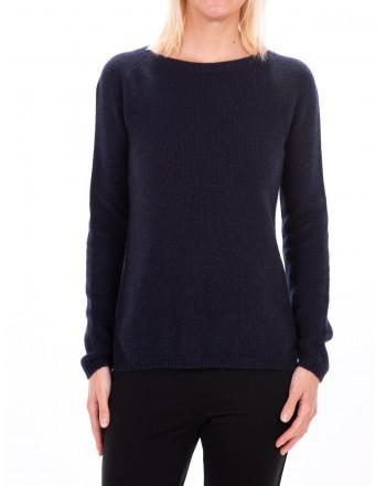 MAX MARA STUDIO - GIORGIO cashmere sweater - Navy blue