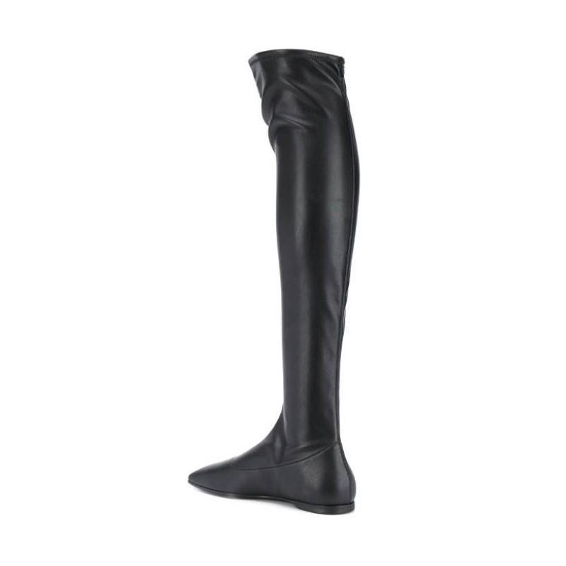 GIUSEPPE ZANOTTI - High boots PIGALLE 05 - BLACK