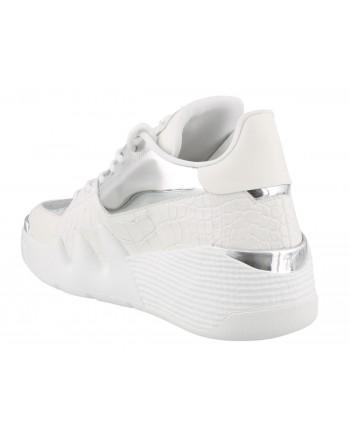 GIUSEPPE ZANOTTI - Sneakers TALON - SILVER