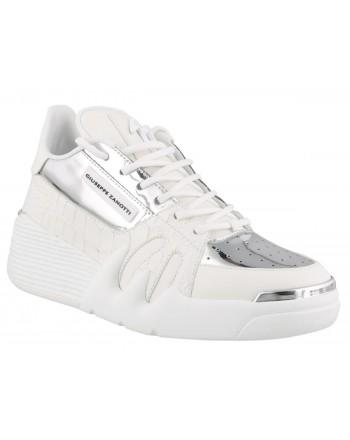 GIUSEPPE ZANOTTI - TALON Sneakers - ARGENTO