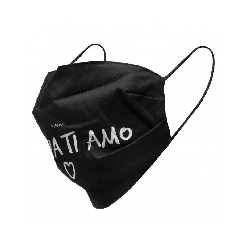 EMPORIO ARMANI - Logo Buckle Leather Belt - Black