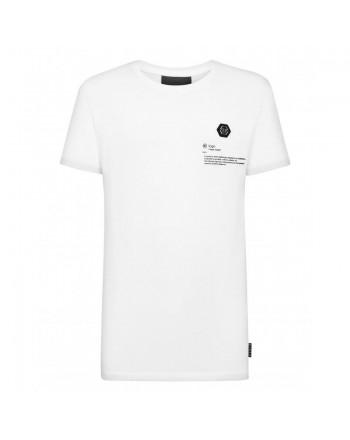 PHILIPP PLEIN - GOTHIC T-Shirt - White