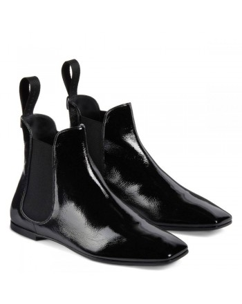 GIUSEPPE ZANOTTI - PIGALLE 05 Ankle boots - BLACK