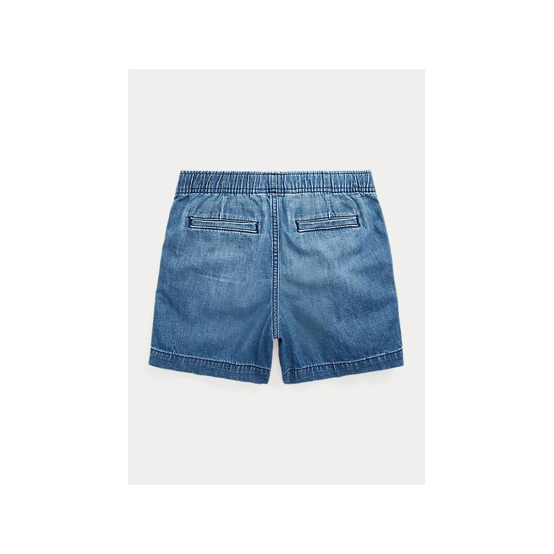 POLO KIDS - Short Jeans Cotone