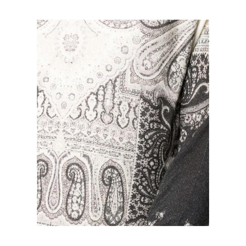 ETRO - Cross print Knit - FANTASY