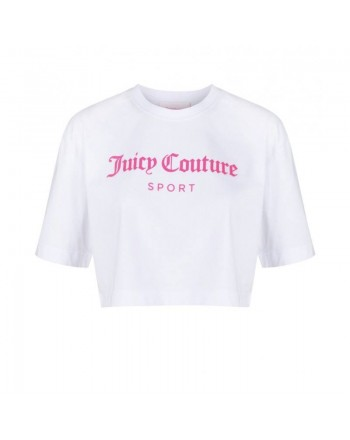 JUICY COUTURE - CARLA T-Shirt - WHITE