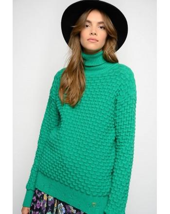 PINKO - NUVOLOSITà Pullover - LIGHT GREEN