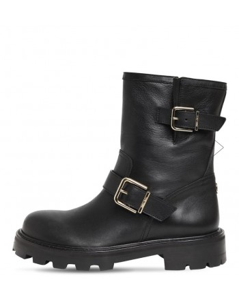 JIMMY CHOO - YOUTH Boots - Black
