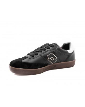 LOTTO LEGGENDA - Sneakers BRASIL SELECT - Nero/Oro,