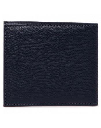 EMPORIO ARMANI - Wallet with Logo - Black