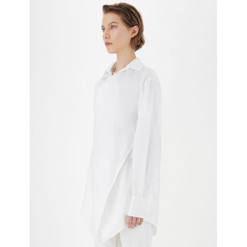 LOVE MOSCHINO - All Over Drop  Printed Mini Skirt - Black/White