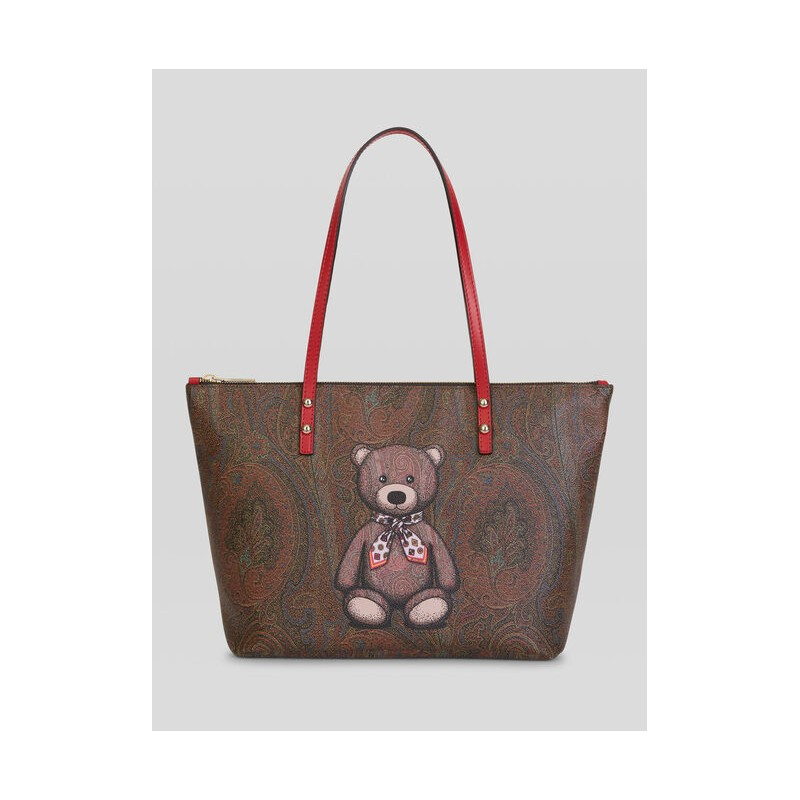 ETRO -Borsa shopping Twister TOYS - Fantasia