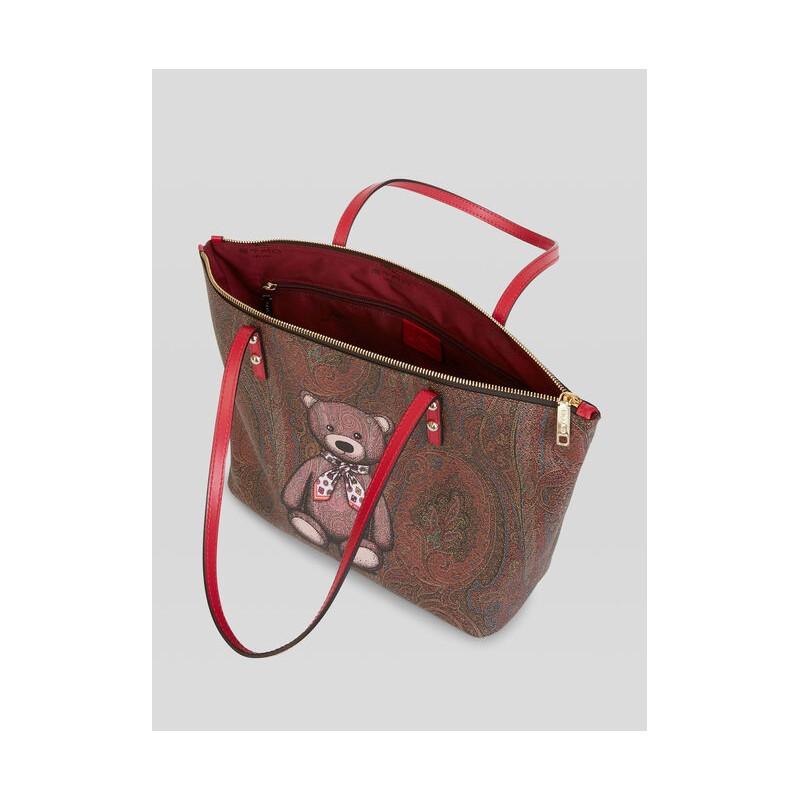 ETRO - Twister TOYS shopping bag - Fantasy